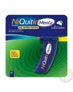Nicorette (4 mg) 20 gomas