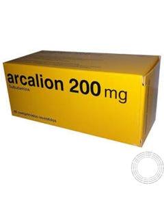 Arcalion 200 mg 60 Comprimidos Revestidos
