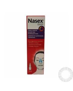 Nasex Duo 1+50mg/Ml Solução Nasal 10ml