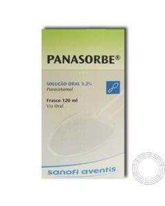 Panasorbe 32 mg/ml Solução Oral 120 ml