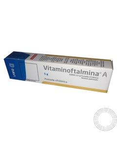 Vitaminoftalmina A Pomada Oftalmico 5 g