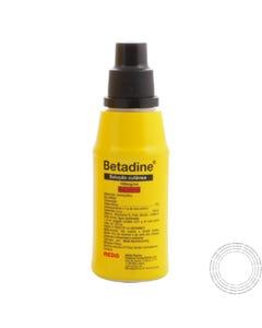 Betadine 100mg/ml Solução Dérmica 500 ml