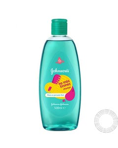 Johnson's Junior Shampoo Penteia Fácil 500ml