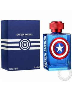 Perfume Air-Val Capitão America Edt 100 Ml
