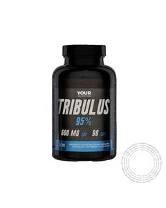 YOUR NUTRITION TRIBULUS 95% 600MG 90 CAPS