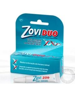 Zovirax Duo (50 mg/g + 10 mg/g) 2 g Creme