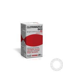 Clotrimazol Basi 1% Solução Cutânea 20ml