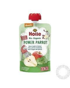 Holle Bio Saqueta Power Parrot +6m 100G