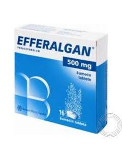 Efferalgan (500 mg) 16 Comprimidos Efervescentes