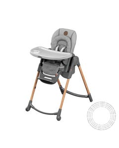 Maxi-Cosi Cadeira Papa Minla Essential Grey