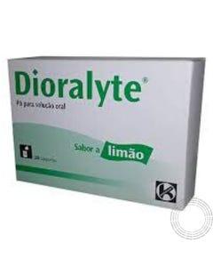 Dioralyte (Sabor Limão) 20 Saquetas Pó para Solução Oral