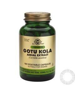 Solgar Gotu Kola Centella Asia.100Vcap