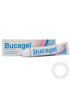 Bucagel (87mg/g) 10 g Gel Bucal