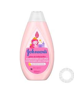 Johnson Amaciador Shiny Drops Spray 200Ml