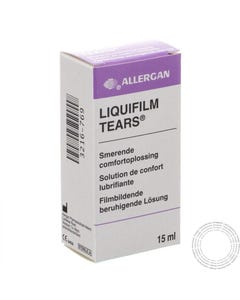 Liquifilm Tears 15 mL