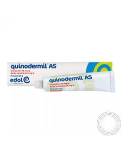 Quinodermil As 3% Pomada 25g