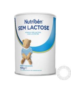 Leite Nutriben Sem Lactose 400g