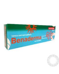 BENADERMA 2% GEL 50G