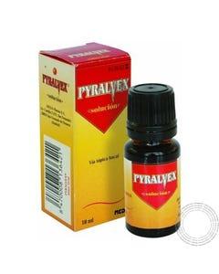 Pyralvex Solução 10 ml