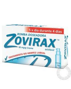 Zovirax 5 mg/g Creme 2g