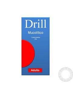 Drill Mucolítico Adulto (50 mg/ml) 200 mL xarope
