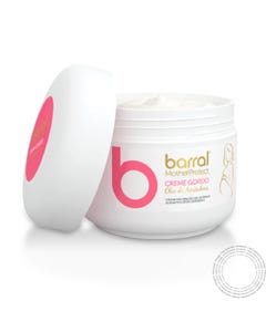 Barral creme gordo óleo amendoas  200ml