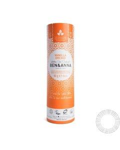 Desodorizante Natural Ben&Anna Baunilha 60G