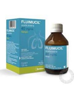 Fluimucil 40mg/ml Solução Oral 200ml