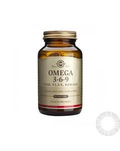 Solgar Omega 3-6-9 60 Capsulas