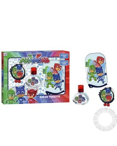 Perfume Air-Val Pj Masks Set Perfume 150Ml+Manopla+ Gel