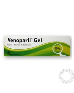 Venoparil Gel 100g