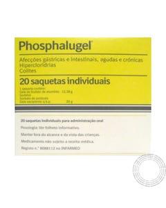 Phosphalugel (12.38g) 20 Saquetas Gel Oral