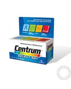 CENTRUM SELECT50+ 90 COMPREV