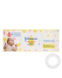 Johnson Baby Toalhitas Extra Sensitive 56 Unidades