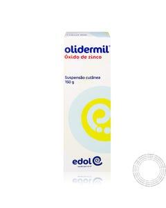 Olidermil (500 mg/g)  150 g Suspensão cutânea