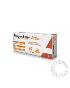 Magnesium-K Active 30 Cmprimidos + 50% GRATIS