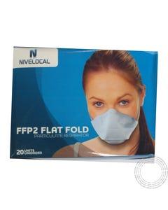 Máscara FFP2 Cx20
