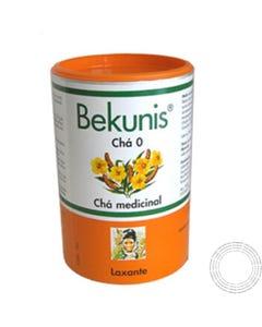Bekunis Chá 0 (250 mg/g + 750 mg/g) 175 g Chá Medicinal