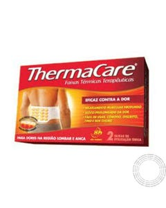 Thermacare Regiao Lombar / Anca  2 Uni.