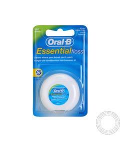 Oral-B Essencialfloss Fio Dentário Menta