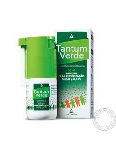 Tantum Verde (1,5mg/ml) 30 mL Solução Pulverização Bucal