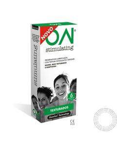 Preservativos On Stimulating Cx6