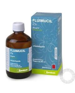 Fluimucil 2% (20 mg/ml) 200 mL de solução oral