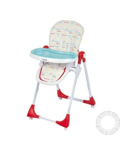 Safety 1st Cadeira Papa Kiwi Red Lines