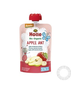 Holle Bio Saqueta Apple Ant +6m 100G