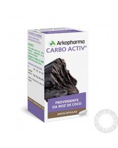 Arkocapsulas Carbo Activ 48 Capsulas