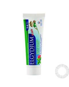 Elgydium Dentifrico Kids 2-6 Menta/Morango Gel 50Ml