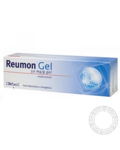 Reumon Gel (50mg/g) 100 g Gel