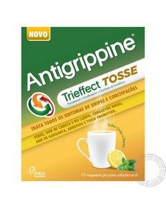 Antigripine Trieffect Tosse 10 Saquetas