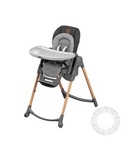 Maxi-Cosi Cadeira Papa Minla Essential Graphite